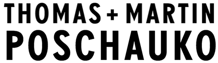 Thomas und Martin Poschauko